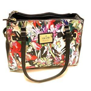 Nicole by Nicole Miller Bags - Floral purse by Nicole. NWOT.